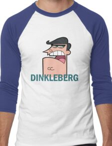 Dinkleberg! Fairly Odd Parents Men's Baseball ¾ T-Shirt