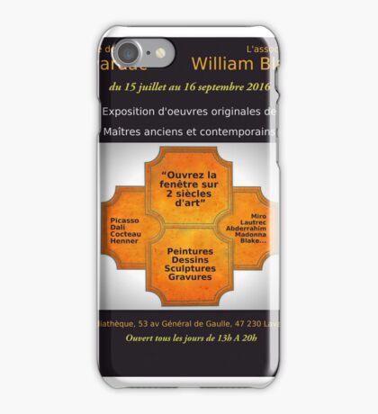 AFFICHE  iPhone Case/Skin