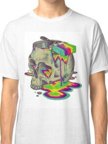 skull painted Classic T-Shirt
