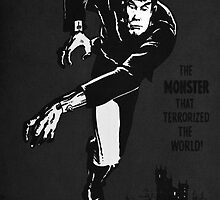 Trumpenstein - The Monster That Terrorized The World by BrodieLeigh