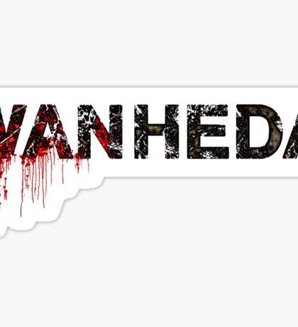 Wanheda The 100 Sticker
