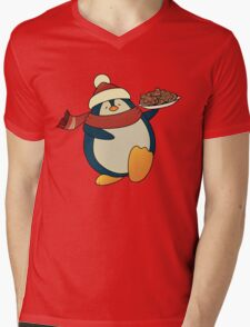 Christmas coookieees!!! Mens V-Neck T-Shirt
