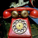 The Red Phone  by ArtbyDigman