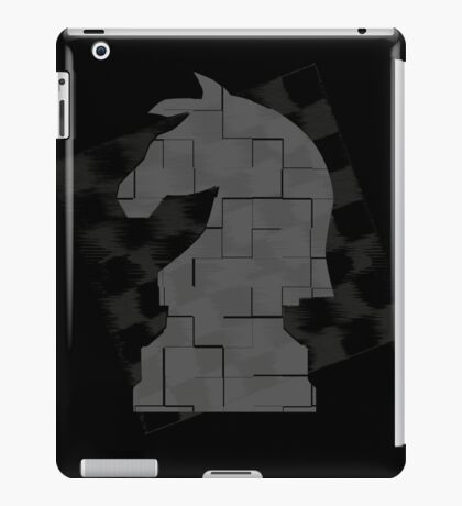 Chess Horse iPad Case/Skin