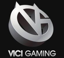 Team Vici Gaming logo Kids Tee