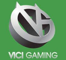Team Vici Gaming logo Kids Tee