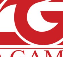 Team LGD Gaming logo Sticker