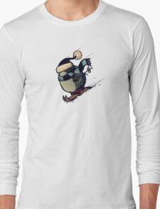 Skier Long Sleeve T-Shirt