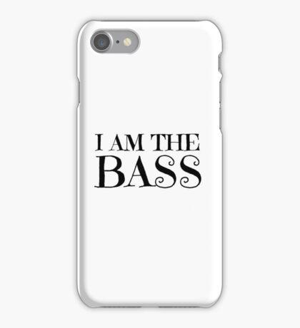 Rock Bass Guitar Music Musician iPhone Case/Skin