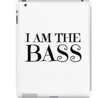 Rock Bass Guitar Music Musician iPad Case/Skin