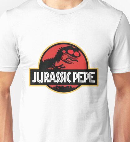 Jurassic Pepe Unisex T-Shirt