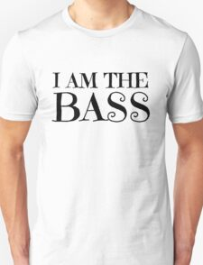 Rock Bass Guitar Music Musician Unisex T-Shirt