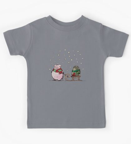 Winter fun Kids Tee