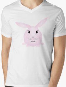 Esther Bunny Mens V-Neck T-Shirt