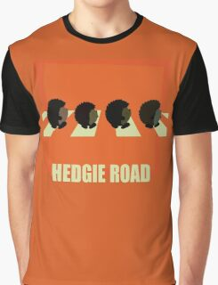 Hedgie road Graphic T-Shirt