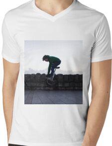 Unicycle merch  Mens V-Neck T-Shirt
