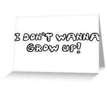 Motivational Inspirational Freedom Kids Adult T-Shirts Greeting Card