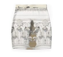 column capital Mini Skirt