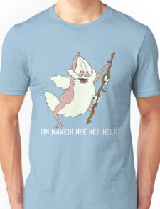 Adventure Time Old Naked Crazy Guy Unisex T-Shirt
