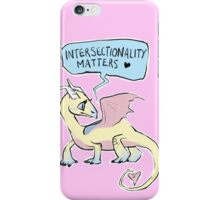 intersectionality matters  iPhone Case/Skin