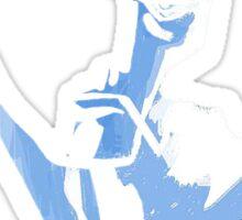 Parker - Smoking Cigarette - Clean Sticker