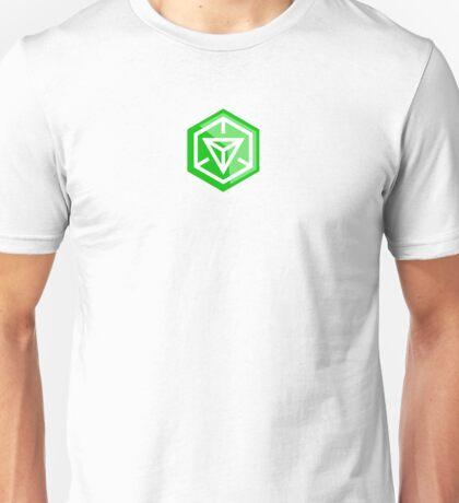 Ingress Game Logo - Green (Enlightened) Unisex T-Shirt
