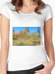 Natural Landscaping Women's Fitted Scoop T-Shirt