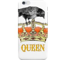 The Queen crown  iPhone Case/Skin