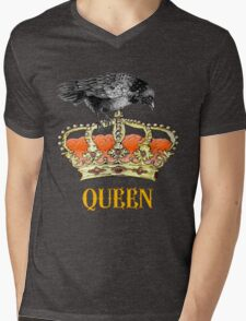 The Queen crown  Mens V-Neck T-Shirt