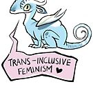trans-inclusive feminism by pagalini