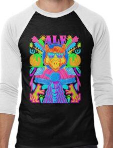 Psychedelic ALF Men's Baseball ¾ T-Shirt
