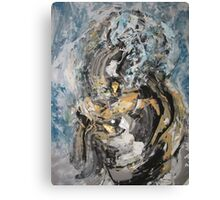 Stairway to Heaven Demolition, not by Led Zeppelin - Original Wall Modern Abstract Art Painting Canvas Print