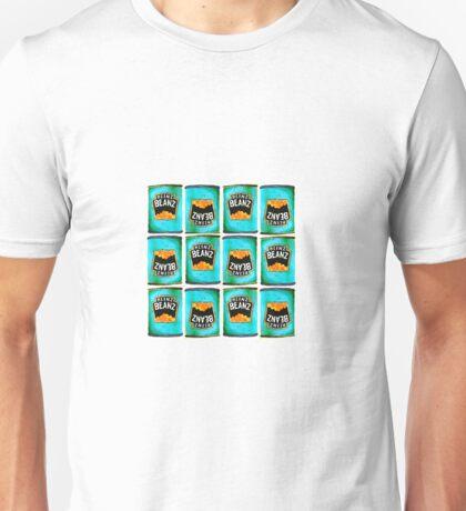 Beans, Beans, EVERYWHERE Unisex T-Shirt