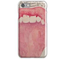 Elementary Topography iPhone Case/Skin