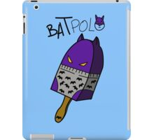 Batpolo iPad Case/Skin