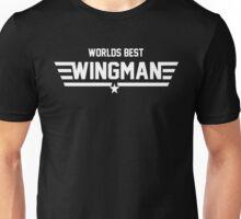 World's Best Wingman Unisex T-Shirt