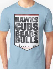 Chicago 4 Sport Unisex T-Shirt