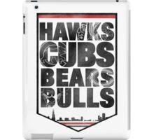 Chicago 4 Sport iPad Case/Skin