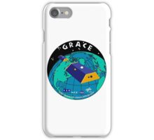 Gravity Recovery and Climate Experiment Logo iPhone Case/Skin