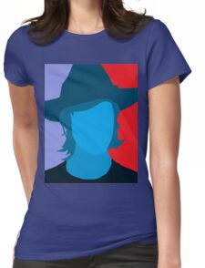 Carl Grimes Womens Fitted T-Shirt