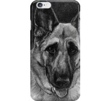 German Shepherd Dog iPhone Case/Skin