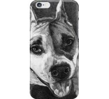 American Staffordshire Terrier iPhone Case/Skin