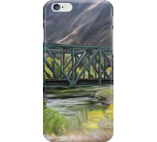 Train Bridge iPhone Case/Skin