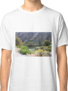 Train Bridge Classic T-Shirt
