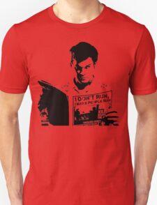 Dexter I don't Run, I make people run T-Shirt