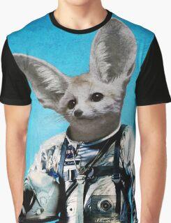 Captain Fennec Graphic T-Shirt