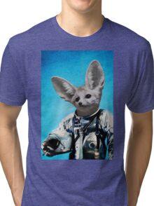 Captain Fennec Tri-blend T-Shirt