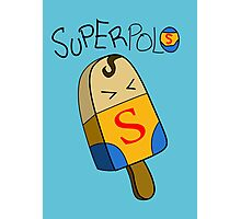 Superpolo Photographic Print