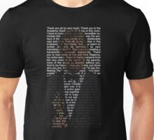 leo's speech Unisex T-Shirt