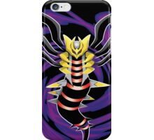 The Distortion World's Giratina iPhone Case/Skin